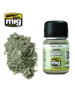 Mig, ammo-by-mig-jimenez-mig3026-goland-earth-pigments-35-ml, MIG3026