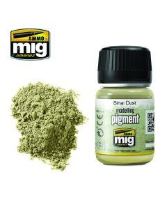 Mig, ammo-by-mig-jimenez-mig3023-sinai-dust-pigments-35-ml, MIG3023