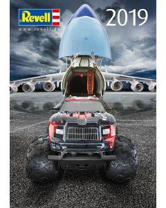 Kataloger, revell-95270-katalog-2019, REVKAT2019