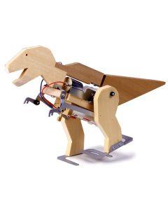 Plastbyggesett, tamiya-70089-walking-tyrannosaurus-educational-kit, TAM70089