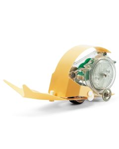 Plastbyggesett, tamiya-70223-friction-powered-snail-educational-kit, TAM70223