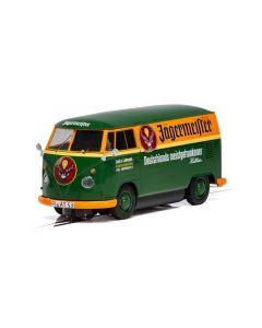 Bilbane, scalextric-c3938-volkswagen-t1b-panel-van-jagermeister, SXTC3938