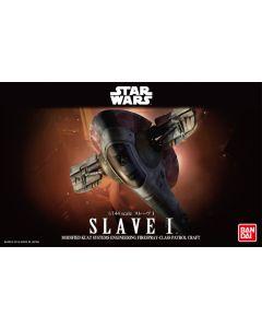 Plastbyggesett, bandai-0200638-star-wars-slave-1, BAN0200638