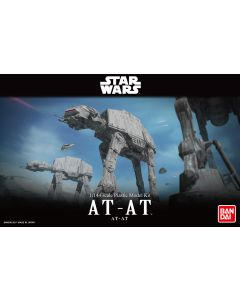 Plastbyggesett, bandai-0214476-star-wars-at-at, BAN0214476