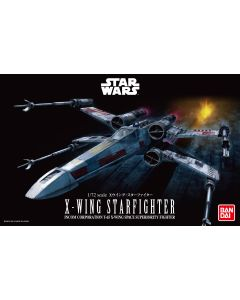 Plastbyggesett, bandai-0191406-star-wars-x-wing-starfighter, BAN0191406