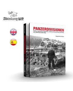 Bøker, ak-interactive-abt-718-panzerdivisionen-book, ABT718