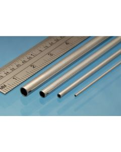 Metallprofiler, albion-alloys-at6m-aluminium-tube-6-x-0-45-mm, ALBAT6M