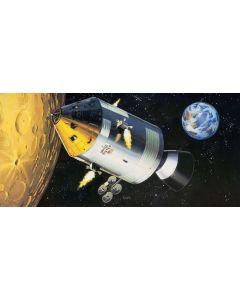 Plastbyggesett, revell-03703-apollo-11-space-craft-scale-1-32, REV03703