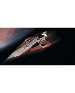 Plastbyggesett, revell-03614-obi-wans-jedi-starfighter-star-wars-scale-1-80, REV03614