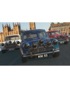 Bilbane, scalextric-c4030a-mini-diamon-edition-commemorative-tripple-pack-3-cars-limited-edition, SXTC4030A