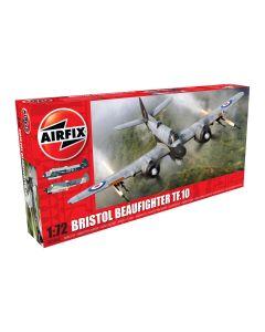 Plastbyggesett, airfix-a05043-bristol-beaufighter-tf-10-scale-1-72, AIRA05043