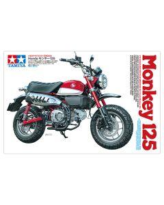 Plastbyggesett, tamiya-14134-honda-monkey-125-scale-1-12, TAM14134