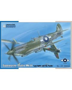 Plastbyggesett, speical-hobby-sh-48052-supermarine-seafire-mk-3-last-fights-over-the-pacific, SPHSH48052