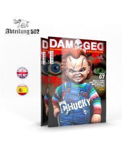 Blader, ak-interactive-abteilung-726-damaged-weather-and-worn-models-magazine-issue-07-english, ABT726