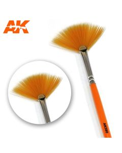 Pensler, ak-interactive-ak-580-fan-shape-weathering-brush, AKI580