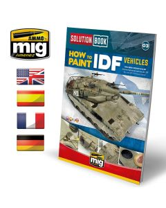 Blader, ammo-by-mig-jimenez-6501-how-to-paint-idf-vehicles-book, MIG6501