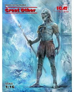 Plastbyggesett, icm-16202-great-other-white-walker-game-of-thrones-scale-1-16, ICM16202