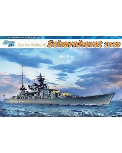 Plastbyggesett, dragon-models-1062-dkm-scharnhorst-1940-scale-1-350, DRM1062