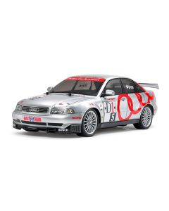 Tamiya RC Bil, tamiya-47414-audi-a4-quattro-touring-tt-01-type-e-chassis-scale-1-10, TAM47414