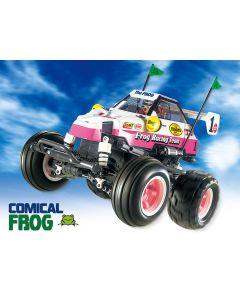 Tamiya RC Bil, tamiya-58673-comical-frog-wr-02cb-chassis-scale-1-10, TAM58673