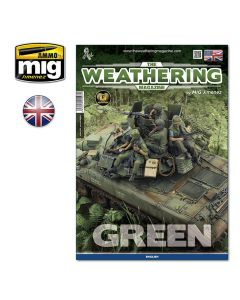 Blader, ammo-by-mig-jimenez-mig4528-twm-issue-29-green-english-the-weathering-magazine, MIG4528