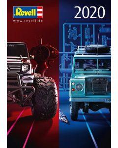 Kataloger, Revell 2020 Katalog, REVKAT20