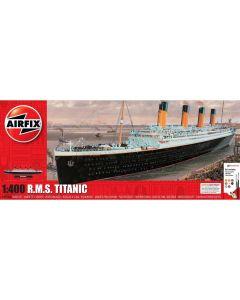 Plastbyggesett, airfix-a50146a-rms-titanic-scale-1-400, AIRA50146A