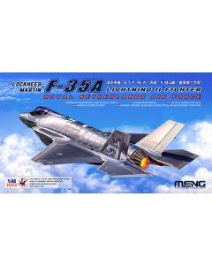 Plastbyggesett, meng-model-ls-011-f-35a-lightning-2-royal-netherlands-air-force-scale-1-48, MNGLS011