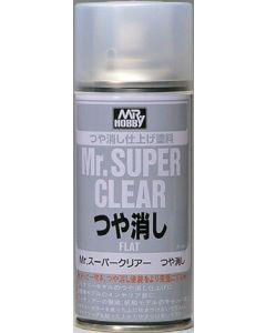 Mr. Hobby, mr-hobby-b-514-mr-super-clear-flat-170-ml, MRHB514