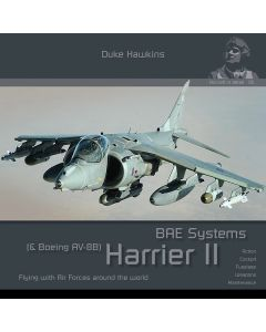 Bøker, duke-hawkins-011-bea-systems-harrier-2-boeing-av-8b-harrier-2-book, DHA011