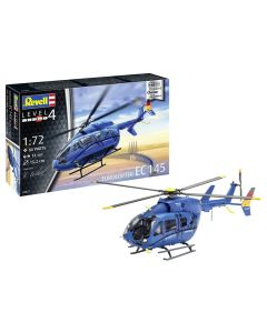 Plastbyggesett, revell-03877-eurocopter-ec145-builders-choice-scale-1-72, REV03877