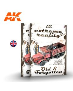 Bøker, ak-interactive-ak511-extreme-reality-4-old-and-forgotten-book-english, AKI511