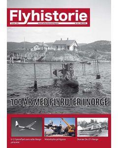 Blader, Flyhistorie Nr. 56 2020, Blad, FLH5620