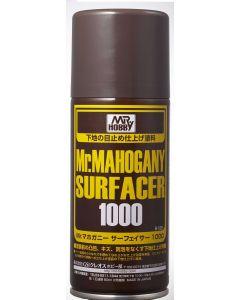 Mr. Hobby, mr-hobby-b-528-mr-mahogany-surfacer-1000-170-ml, MRHB528