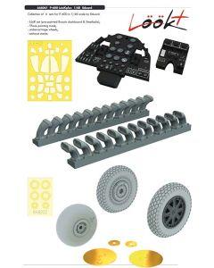 Plastbyggesett, eduard-644061-p-400-look-plus-for-eduard-kit-scale-1-48, EDU644061