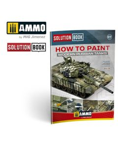 Blader, ammo-by-mig-jimenez-6518-how-to-paint-modern-russian-tanks-book, MIG6518