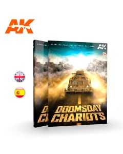 Bøker, ak-interactive-ak258-doomsday-chariots-modeling-post-apocalyptic-vehicles-english-book, AKI258