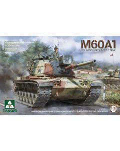 Plastbyggesett, takom-2132-m60a1-us-army-main-battle-tank-scale-1-32, TAK2132