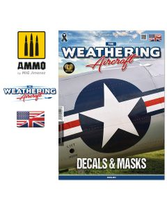 Blader, The Weathering Aircraft #16, Decal & Masks, MIG5217
