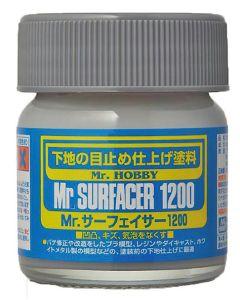 Mr. Hobby, mr-hobby-sf-286-mr-surfacer-1200-gray-40-ml, MRHSF286