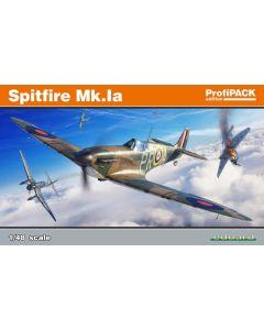 Plastbyggesett, eduard-82151-spitfire-mk-1a-profipack-scale-1-48, EDU82151