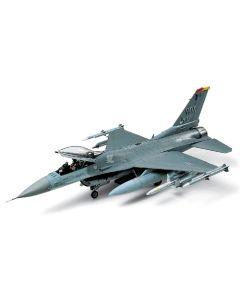 Plastbyggesett, tamiya-61098-lockheed-martin-f16cj-block-50-fighting-falcon-scale-1-48, TAM61098
