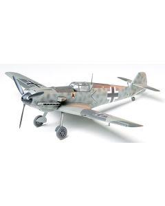 Plastbyggesett, tamiya-61050-messerschmitt-bf-109-e-3-scale-1-48, TAM61050