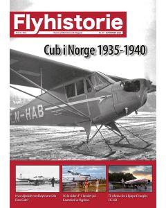 Blader, Flyhistorie Nr. 57 2020, Blad, FLH5720