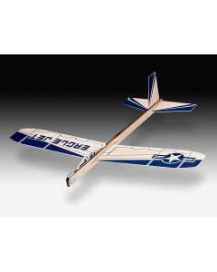 Plastbyggesett, Balsa Friflukt Model Eagle Jet, REV24311
