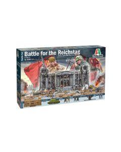 Plastbyggesett, italeri-6195-battle-for-the-reichtag-1945-scale-1-72, ITA6195