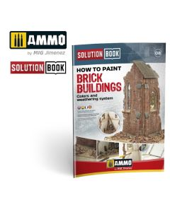 Blader, Solution Book, How To Paint Brick Buildings, MIG6510