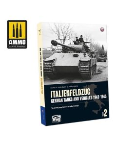 Bøker, Italienfledzug, German Tanks and Vehicles 1943-1945, Vol. 2, MIG6263