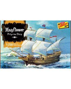 Plastbyggesett, Mayflower 1/250, LIBHL215