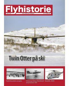 Blader, Flyhistorie Nr. 59 2021, Blad, FLH5921